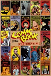 English-Language Comics and Graphic Novels in Canada